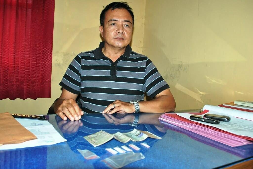 AKP Purbo Wahono Kasat Narkoba Polres Sumbawa