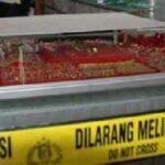 perampokan toko emas alas Kabar Sumbawa