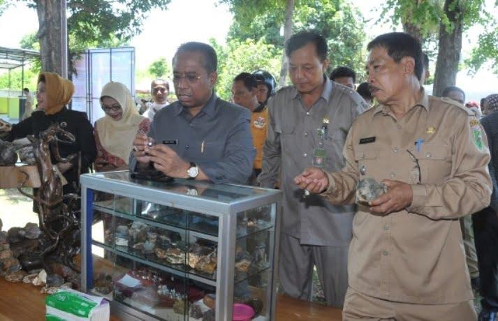 pameran-batu-akik Sumbawa