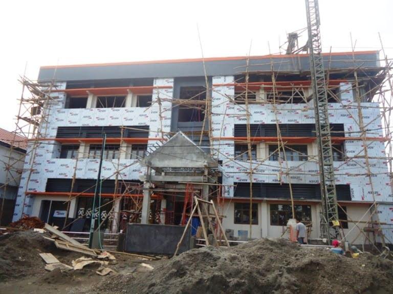 Foto Pembangunan Kantor DPPK Sumbawa
