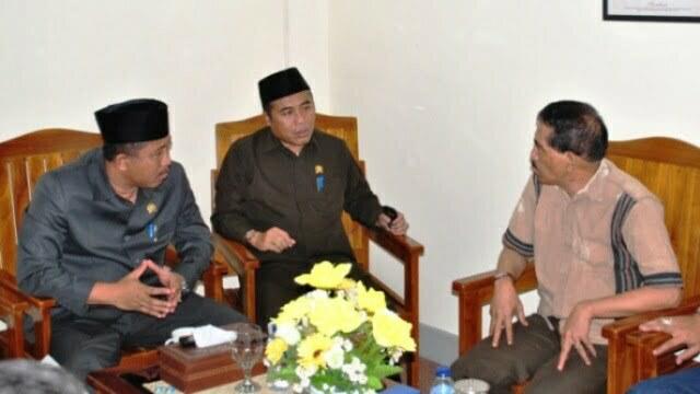 Rektor UNSA Temui Pimpinan DPRD Sumbawa