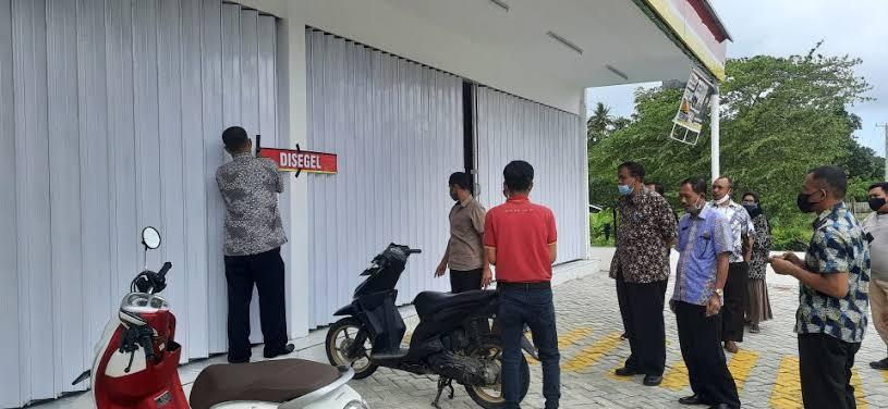 Alfamart Ditutup Paksa Kabar Sumbawa