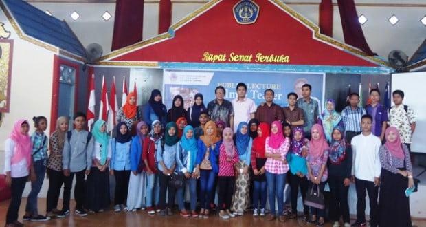 UNSA Public Lecture