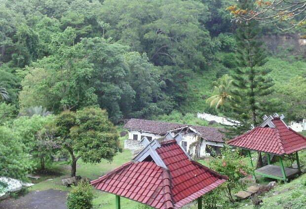 Wisata Alam Samongkat