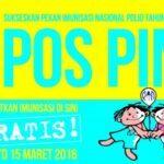 Sumbawa Bebas Polio 2016