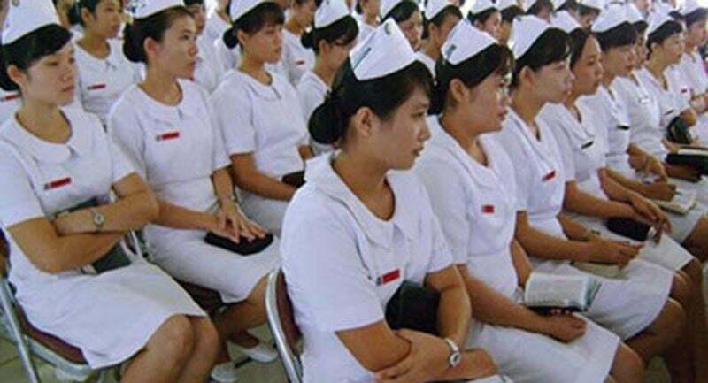 Ilustrasi Perawat menghadapi MEA