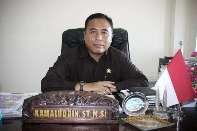 Kamaluddin ST, MSI