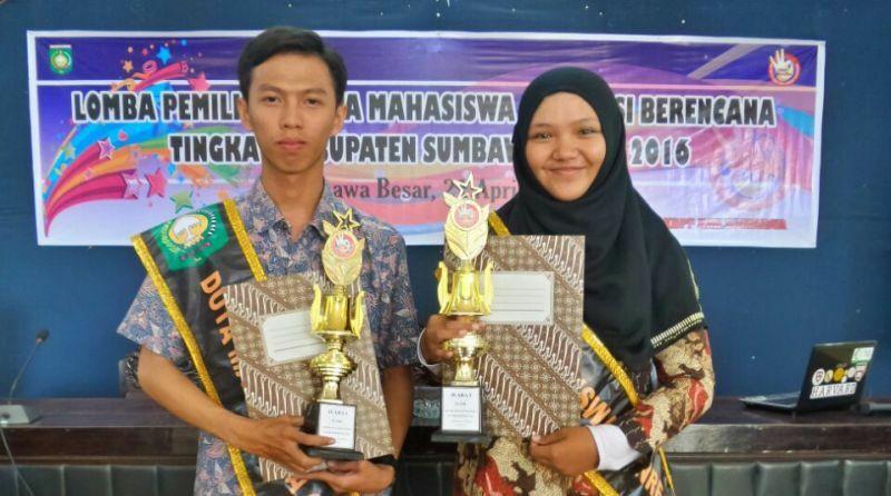 Mahasiswa UTS Duta Genre Sumbawa