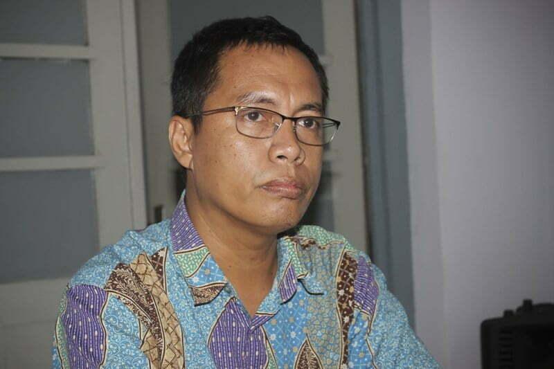 Wirawan SSi, MT Kepala KPPT Kabupaten Sumbawa