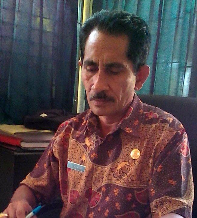 A Rahim. S.Sos  Kepala Inspektorat