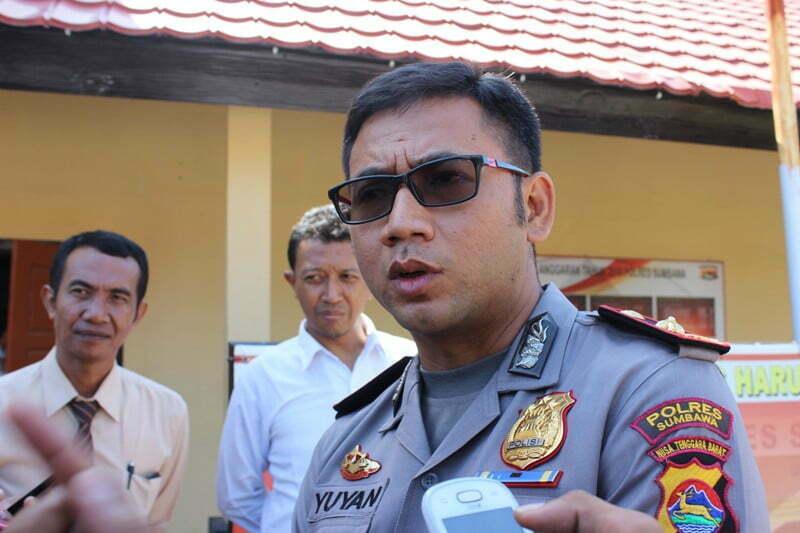 Kompol, Yuyan Priatmaja, SIK