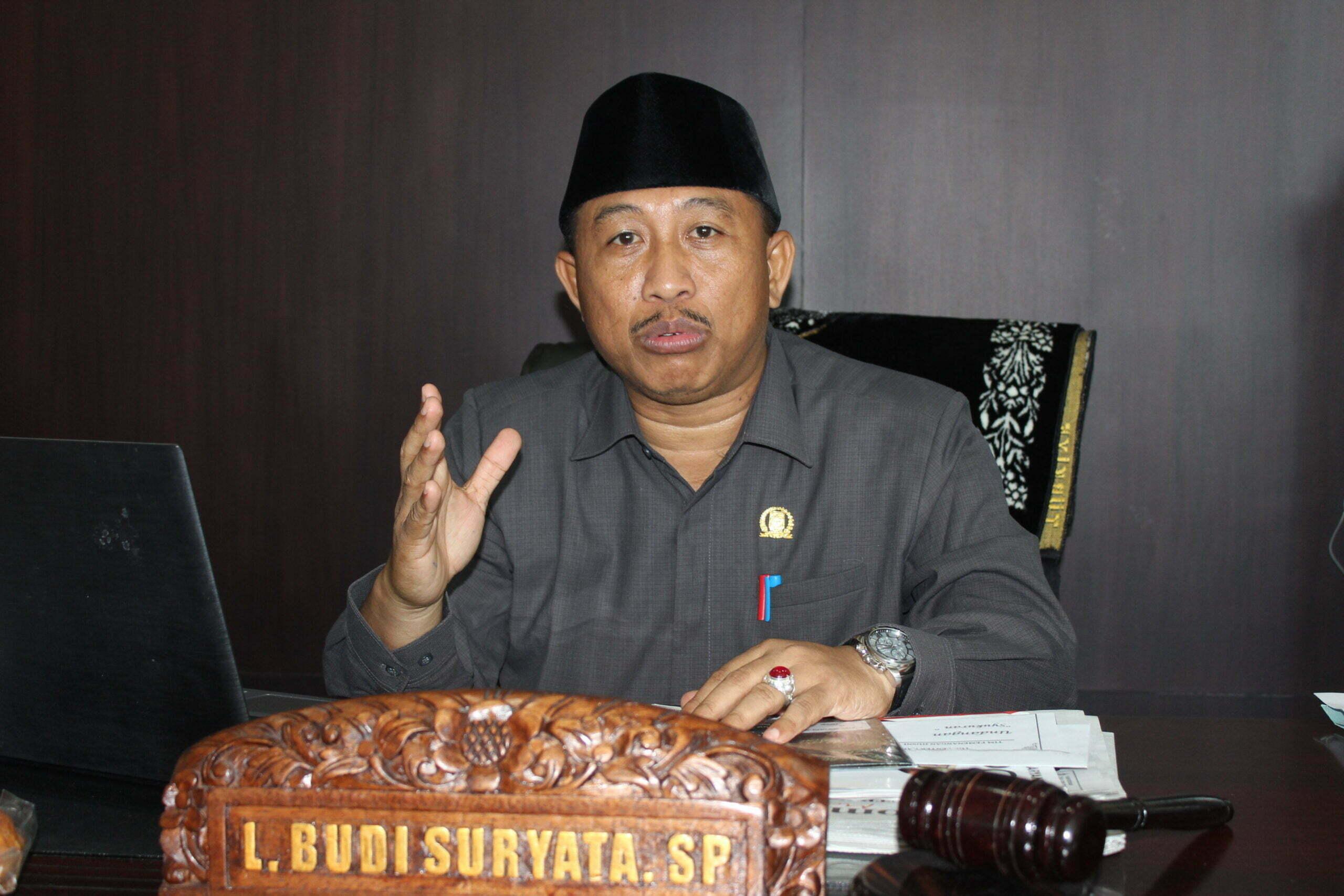 Ketua DPRD Sumbawa
