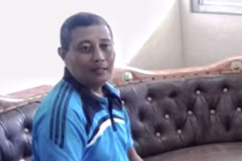 Made Patriya Humas DPRD Sumbawa