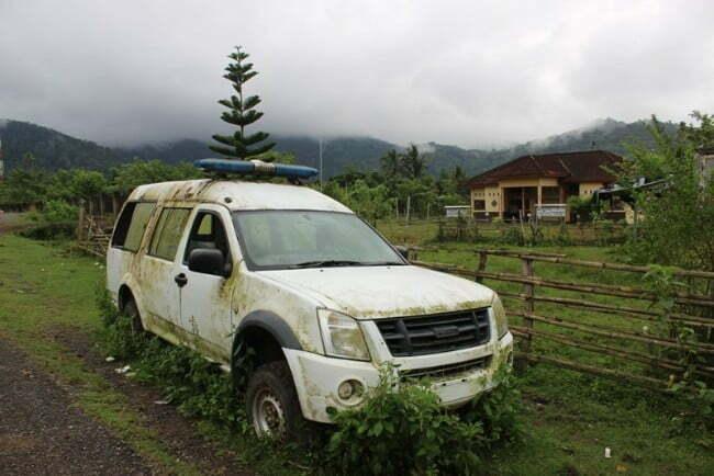 Mobil Puskel Mangkrak Depan 1 Kabar Sumbawa
