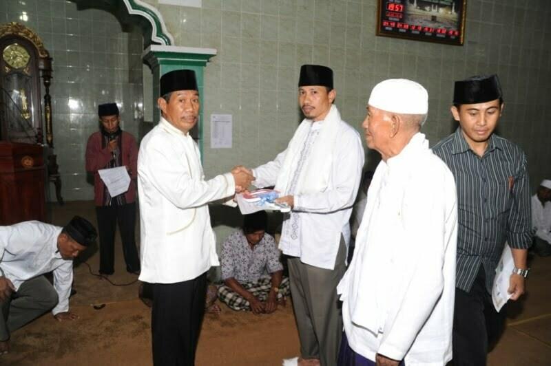 Serah Bantuan Safari Ramadhan Alas