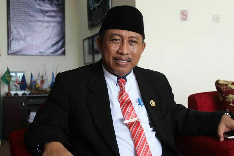 Ketua DPRD Lalu Budi