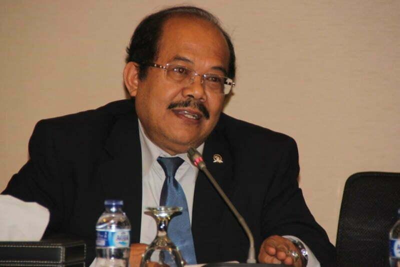 Kurtubi, Anggota Komisi VII DPR RI