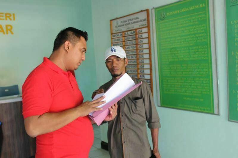 M. Taufan melaporkan dugaan gratifikasi