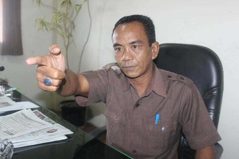 Syamsul Fikri Ar SAg MSi Ketua Timses Pemenangan Husni–Mo