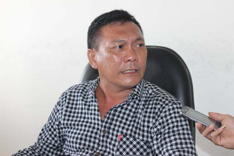 Rusli Manawari Ketua Komisi III DPRD Sumbawa