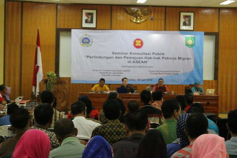 seminar konsultasi publik