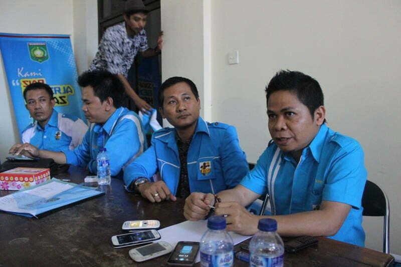 Abdul Majid Bendahara Umum DPD KNPI Nusa Tenggara Barat (NTB),