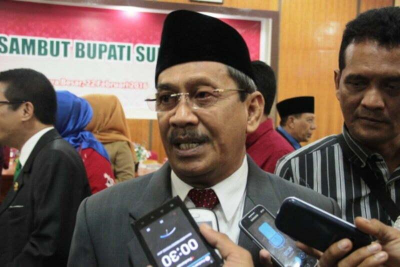 H. Husni Djibril,  Bsc Bupati Sumbawa
