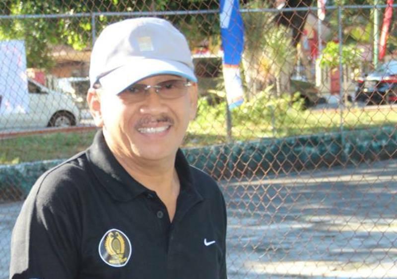 HM Husni Djibril , BSc  Bupati Sumbawa
