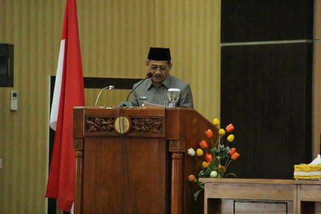 HM Husni Djibril, BSc Bupati Sumbawa