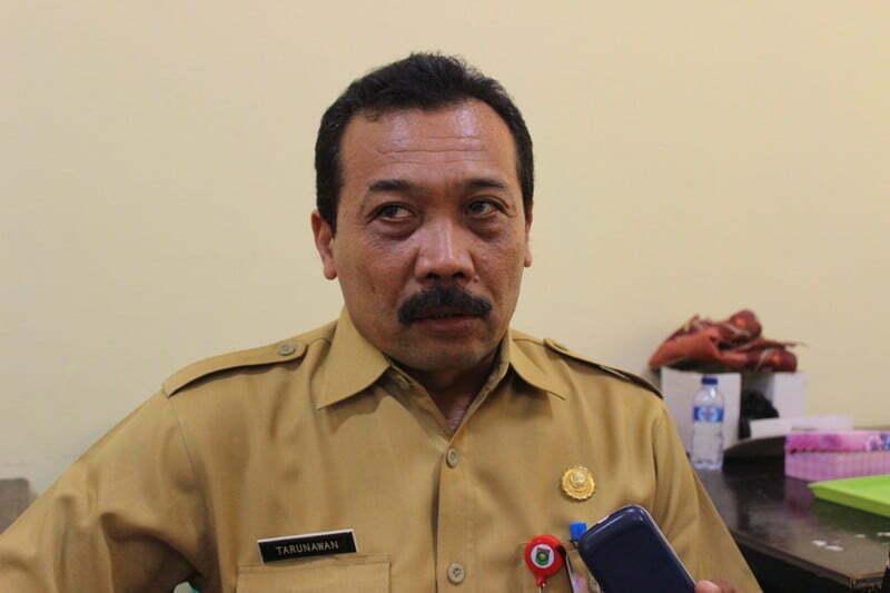 Tarunawan, SP. S.Sos Kepala Badan Pemberdayaan Masyarakat dan Pemerintahan Desa (BPM-PD)