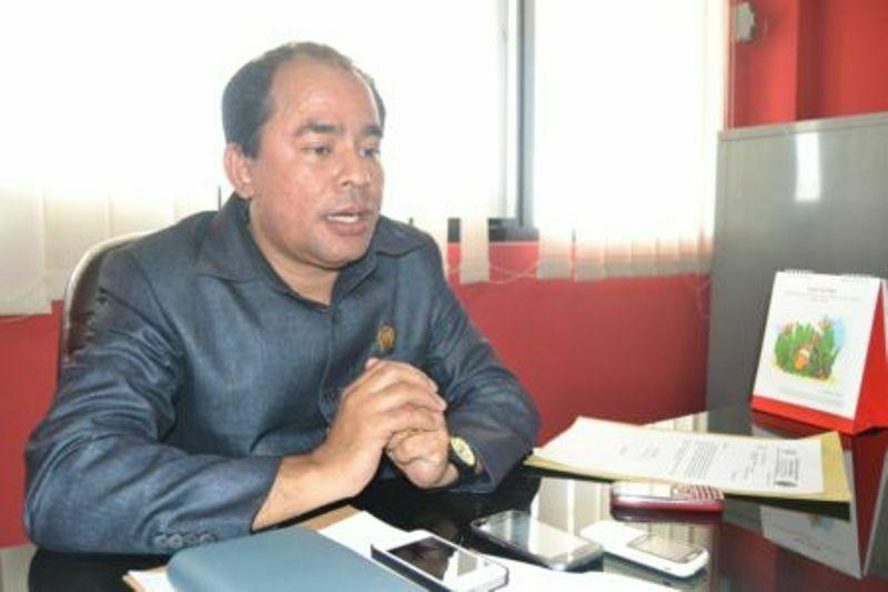 Abdul Rafik Ketua Fraksi PDIP