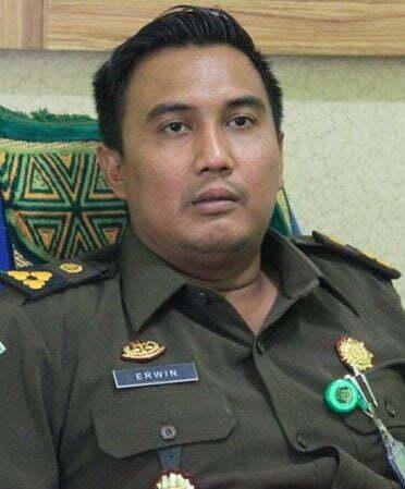Erwin Indrapraja SH.MH Kasi Intel Kejaksaan Negeri Sumbawa