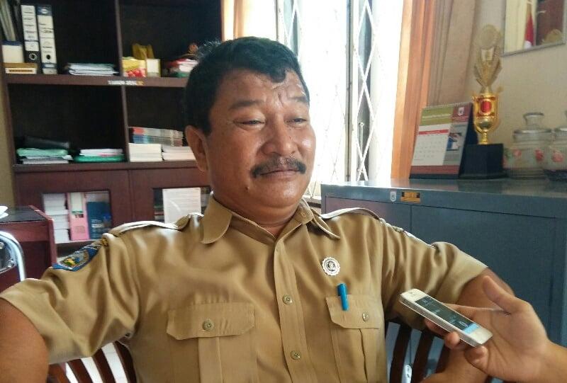 Kepala Bidang Pemerintahan Desa BPMPD Kabupaten Sumbawa Barat, Agus Sukurdin