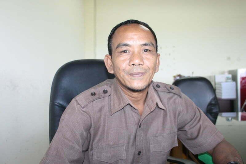 Syamsul Fikri AR Sag, Msi Ketua Komisi I DPRD Sumbawa
