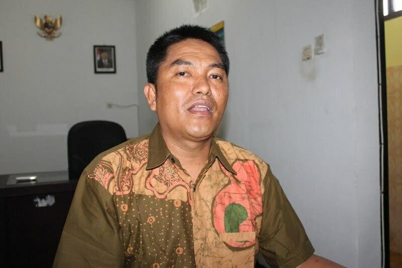amaluddin, S.Sos, MT Pemeliharaan Jalan Provinsi Wilyah Sumbawa
