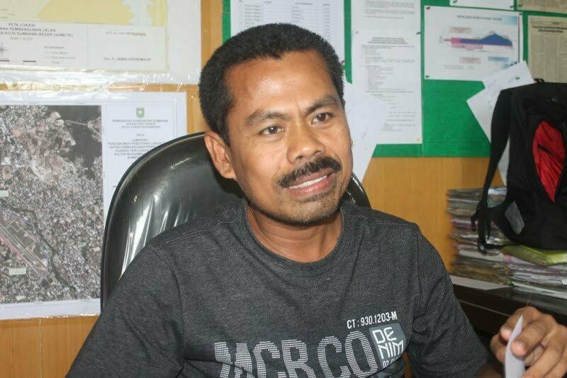 Kasubag Perencanaan Pengadaan dan Distribusi Bagian Aset Pemda Sumbawa, Surbini