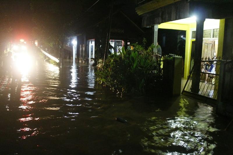 Banjir KSB