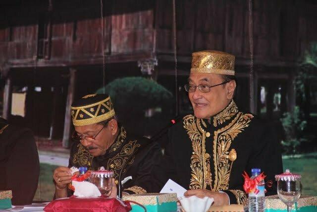 sultan sumbawa pada musakara rea 2016