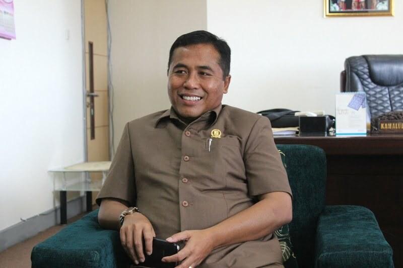 Wakil Ketua DPRD Sumbawa, Kamaluddin, ST, MSi