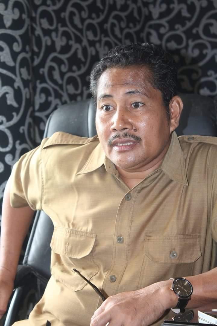 DR.Ir.H. Amri Rahman M.Si Assisten Perekonomian dan Pembangunan