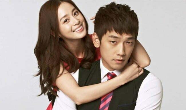 Rain dan Kim Tae He Kabar Sumbawa