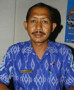 Sekretaris Dikpora KSB Drs. Tajudin
