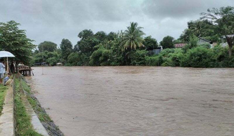 banjir brangbara