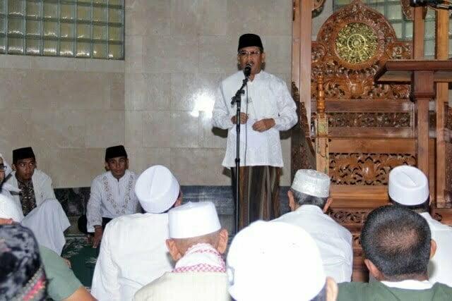 Do'a Bersama Pemkab Sumbawa