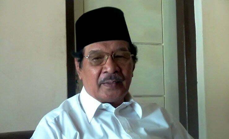 kepala MUI NTB Syaiful Muslim