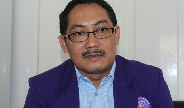 Ketua PDGI Cabang Sumbawa dan Sumbawa Barat, Drg. Tri Waluyo MPH