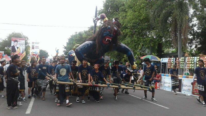 Parade Ogoh-ogoh (2)