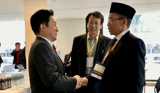 TGB Besama Gubernur Jeju Korea Selatan