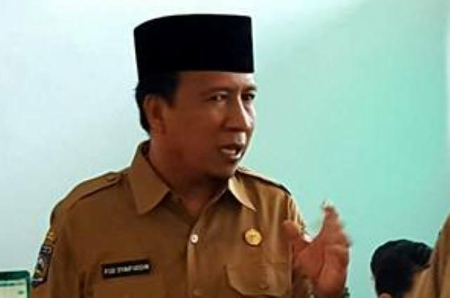 Fud Syaifuddin ST Wakil Bupati Sumbawa Barat