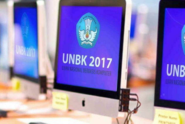 ilustrasi UNBK 2017